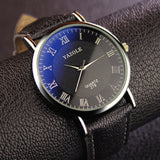 2017 Brand Yazole Watch Simple Blu-ray Quartz Watch Analog Scale Trend Fashion Business Watch Relojes Hombre Relogio Masculino