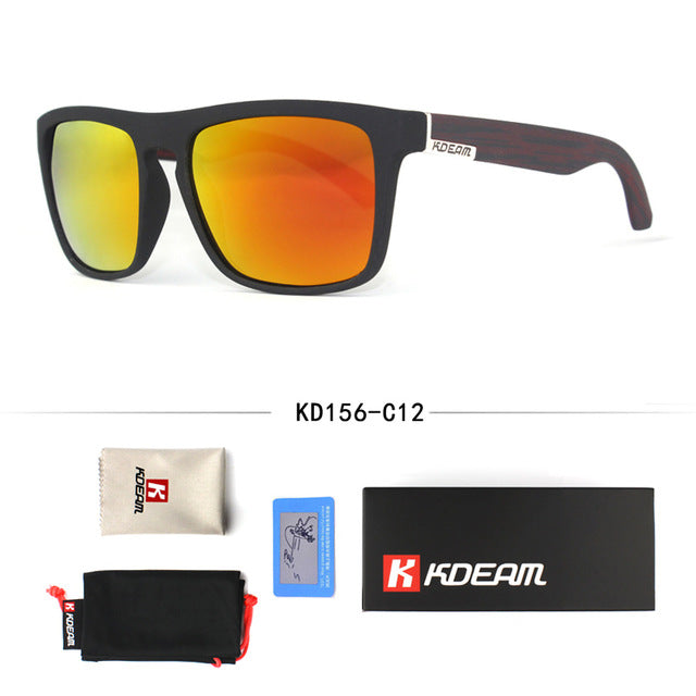 82f036af56de7 ... Fashion Guy s Sun Glasses From Kdeam Polarized Sunglasses Men Classic  Design All-Fit Mirror Sunglass ...