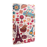 Slim Painted Leather Case For Samsung Galaxy Tab A A6 10.1 2016 T580 T585 T580N T585N Cover Funda Tablet Children's cartoon Skin