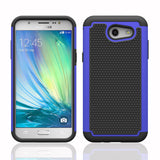 2 in 1 Hybrid Armor Casea Silicone Hard PC Shockproof Cover For Samsung Galaxy J3 Emerge/Prime/J3 2017/J3 Eclipse/J3 mission @