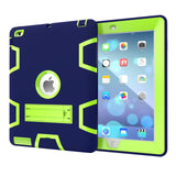 For Apple iPad 2 3 4 Retina Kids Baby Safe Armor Shockproof Heavy Duty Silicone Hard Case Cover For Ipad3 Ipad4 Fundas Coque