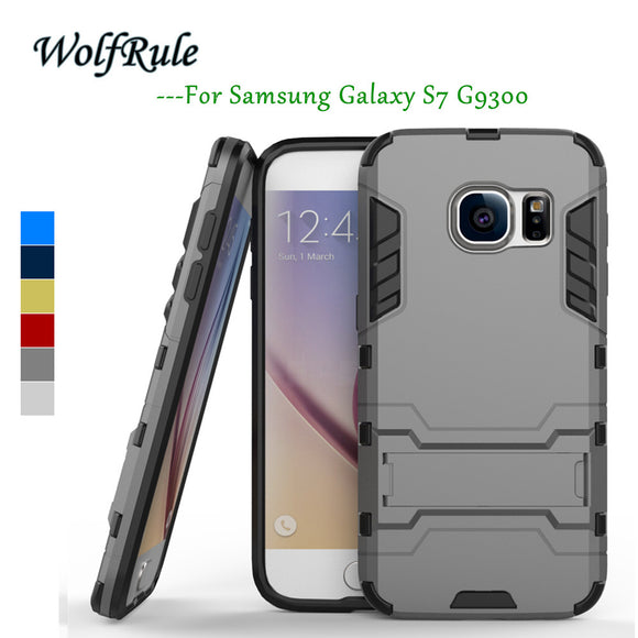 For Phone Case Samsung Galaxy S7 Cover Silicone & Plastic Case For Samsung Galaxy S7 Case G9300 For Samsung S7