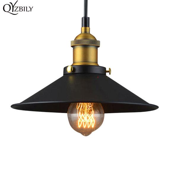 Pendant Lights Hanglamp Pendant Lamp Light Fixtures Loft Industrial Vintage Lighting For Restaurant/Bedroom Home Abajur Lustres