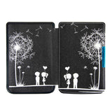 Folio PU leather book cover case for pocketbook touch lux 3 pocketbook 626 plus ereader+free gift