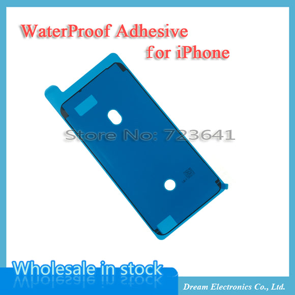 MXHOBIC 5pcs/lot Waterproof Adhesive Sticker For iPhone 6S 7 7G plus 6Splus 3M Pre-Cut Glue Front Housing Screen LCD Frame Tape