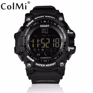 ColMi Sport Smart Watch Professional Waterproof Sport Monitoring Pedometer Call Message Reminder Ultra-long Standby Smartwatch
