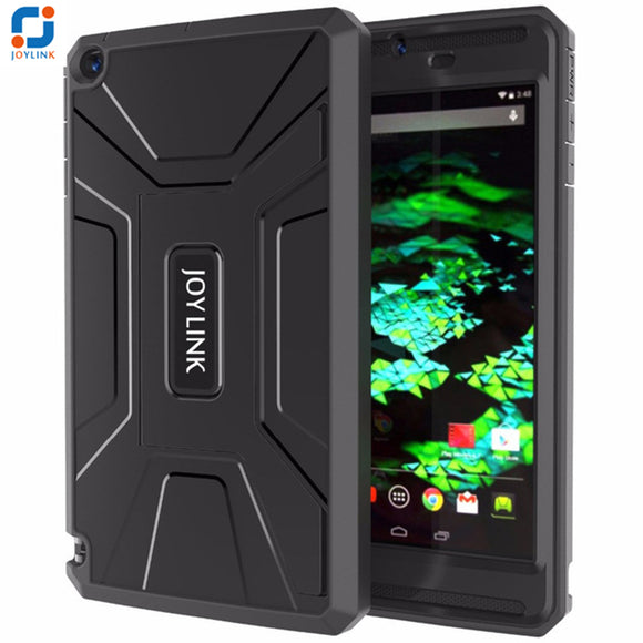 Joylink Armor Tablet Case for Nvidia Shield Tablet 8.0 inch,Rugged Hybrid Tablet Stand Holder for Nvidia Shield Tablet K1