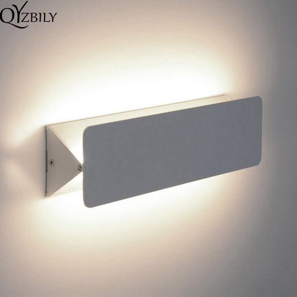 Led Wall Lamp Adjustable Abajur Aluminuml Sconce Modern Wall Light European Style Foyer Living Room Bedroom Luminaire Abajur