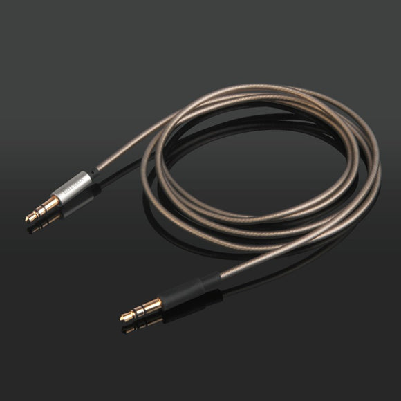 Replacement Upgrade Silver Audio Cable Wire For Beyerdynamic Custom one pro plus/Custom Street Headphones