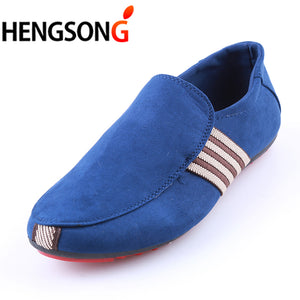 Brand Fashion Summer Style Soft Men Peas Loafers Casual Shoes Men Flats Gommino Driving Shoes TR915405