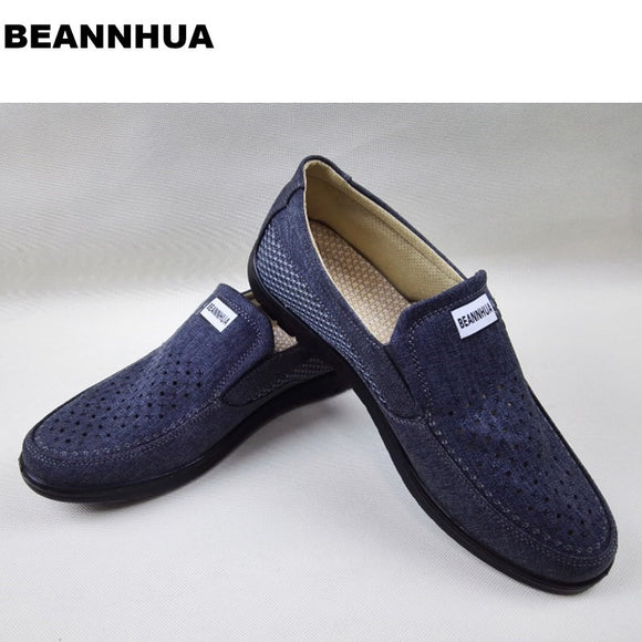 BEANNHUA Brand Men Casual Shoes and retail High Quality Light Shoes