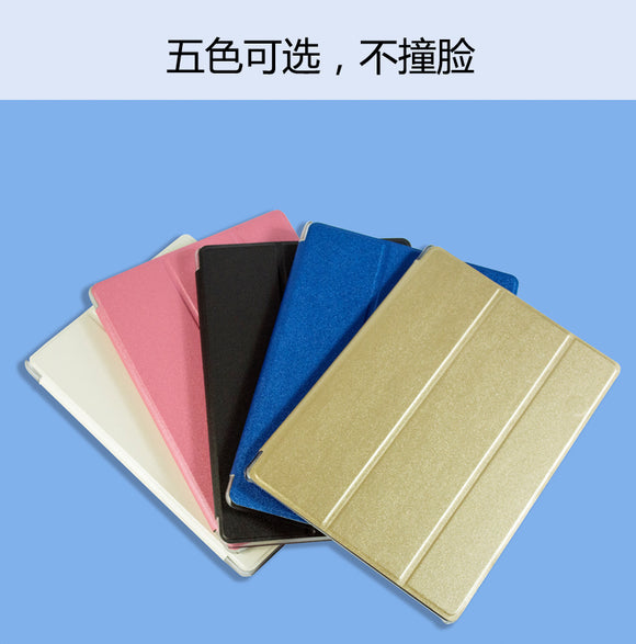 High Quality Ultra Thin Cover Case For Teclast T10 Tablet PC,Newest 10.1