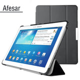 Cover For Samsung Galaxy Tab Pro 10.1 SM-T520 T525 T521 smart Case - UltraSlim Stand book Cover Case for SM P600 P601 P605