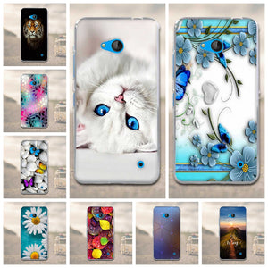 Case For Microsoft Lumia 640 Silicone Cover for lumia 640 Phone Coque Soft TPU Case For Microsoft Lumia 640 Case Nokia 640 Capa