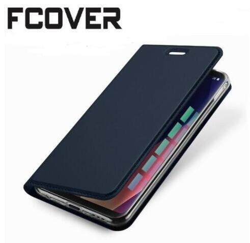 Wallet Leather Case For Nokia 5 & Nokia 6 Flip Case Magnetic Slim Book Protective Shell Cover