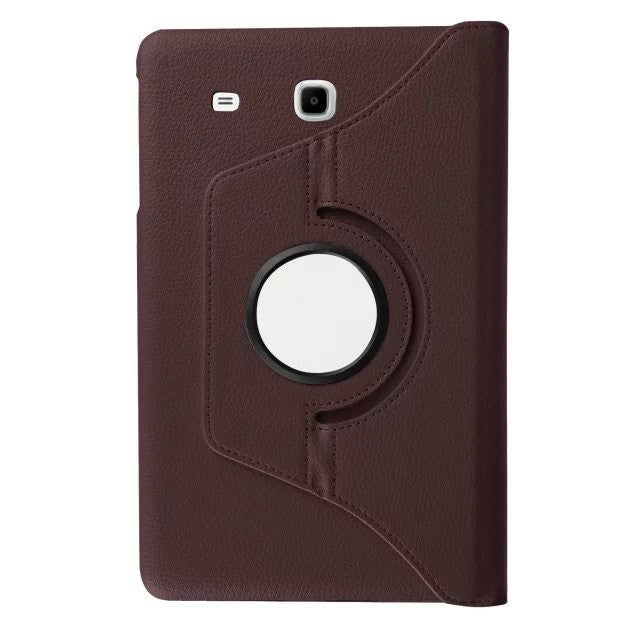newest a6558 51085 360 Rotating Case Cover For Samsung Galaxy Tab E 9.6