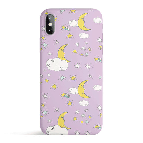 Sweet Dreams - Colored Candy Matte TPU iPhone Case Cover
