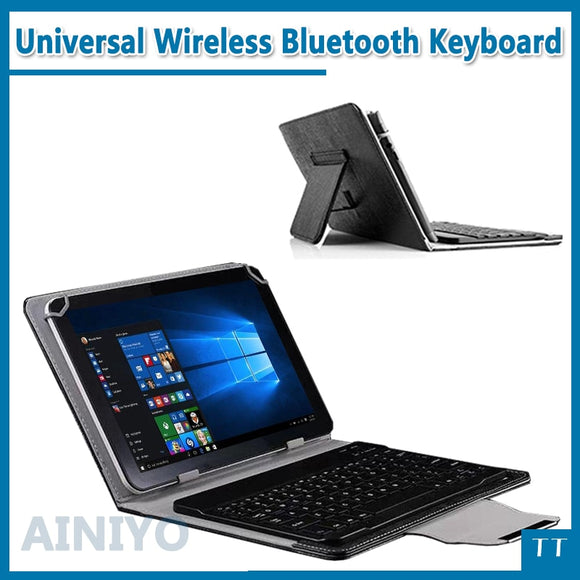 Universal Bluetooth Keyboard Case for Lenovo TAB 4 10 TB-X304 F/N TAB4 10 Plus TB-X704F / N Wireless Bluetooth Keyboard cover