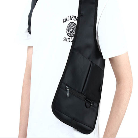Clearance Men's Anti-Theft Hidden Agents Underarm Shoulder Bag
