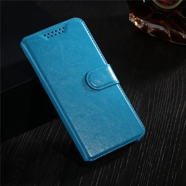 new product 22df2 bf401 Flip Case For Microsoft lumia 430 435 520 530 532 730 830 925 930 950 PU  Leather Wallet Cover For Nokia X X2 XL Dual SIM Case