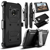 YUMQUA Cover Case For Motorola Moto G5S plus Case Shock Adsording Hybrid Rugged Impact Protective For Moto G5S plus Phone