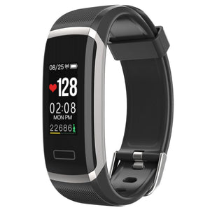 GT101 Color Screen Smart Wristband Heart Rate Monitoring Motion Tracking for Android / iPhone Smart Bracelet Watch Band