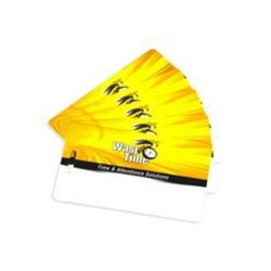 Wasp Time Employee Cards For BarCode Time Clock 50-Pack 633808471514