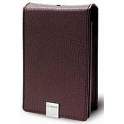 Canon 2350B001 PSC-1000 Semi-Hard Leather Camera Case - Burgundy