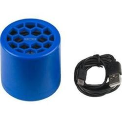 Thump Mini Bluetooth Speaker Blue Hex