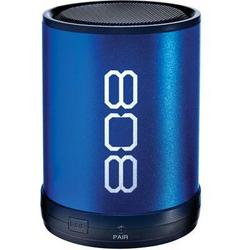 808 Canz Bluetooth Portable Speaker Blue