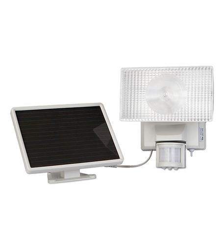 80LED Solar-Power Motion-Activated Light