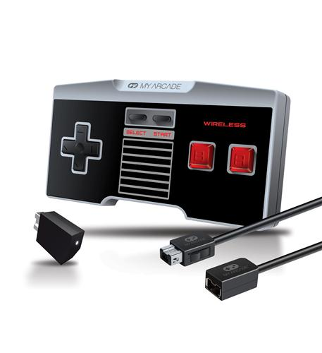 Controller and Cable for NES Classic