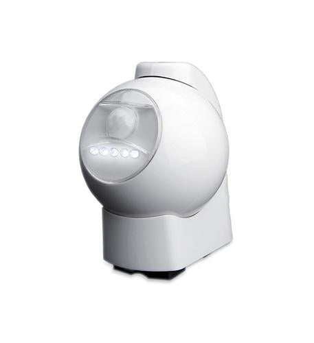 5 LED Motion-Activated Light - White