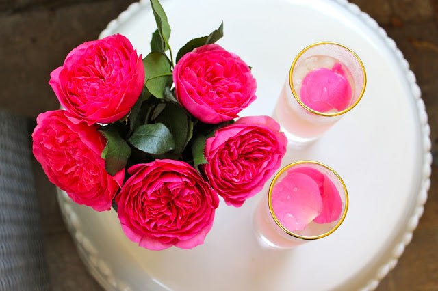 Cocktail Recipe: Coming Up Roses