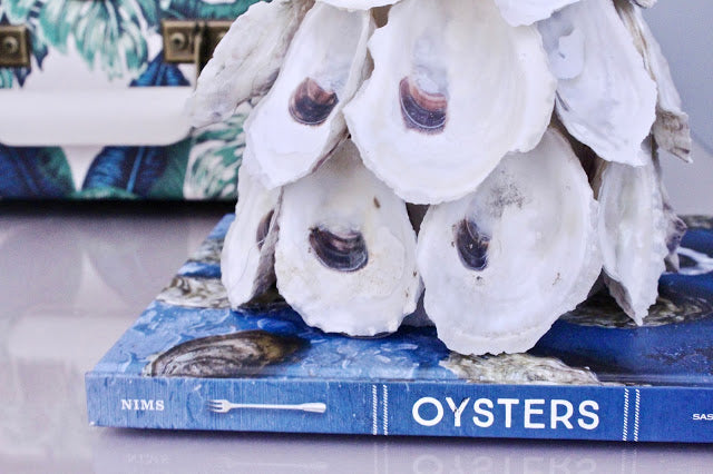 DIY: Oyster Holiday Christmas Tree