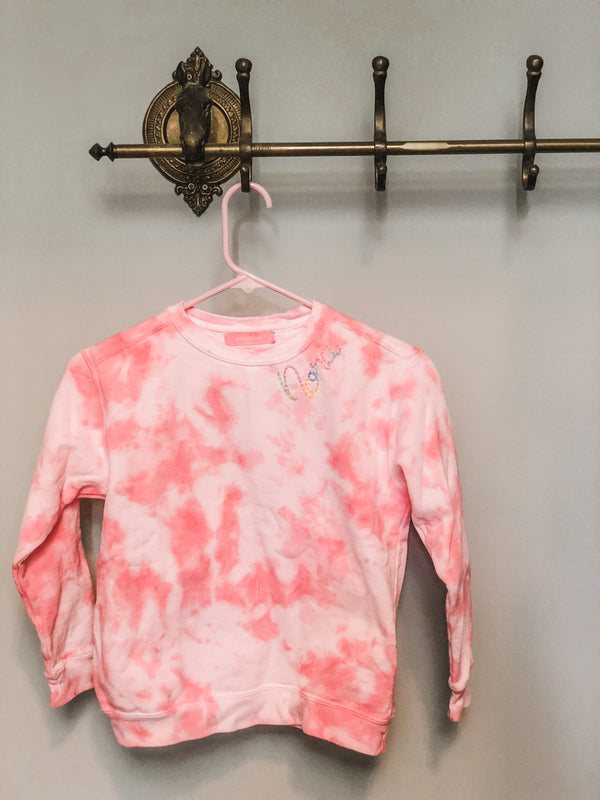 The MINI Tie Dye Sweatshirt