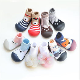Baby Girl Boy Attipas Same Design Sneaker Soft Comfortable Bebe Cartoon