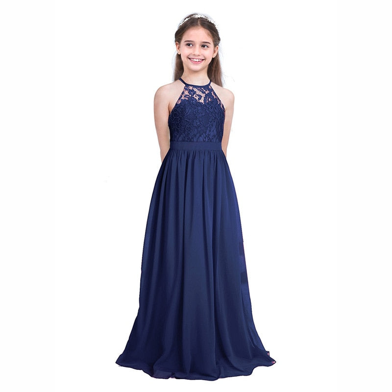 Party Princess Baby Girls Clothing Wedding Dresses Prom Dress Teen Costume
