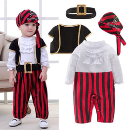 Pirate Captain Baby Boy Halloween Fancy