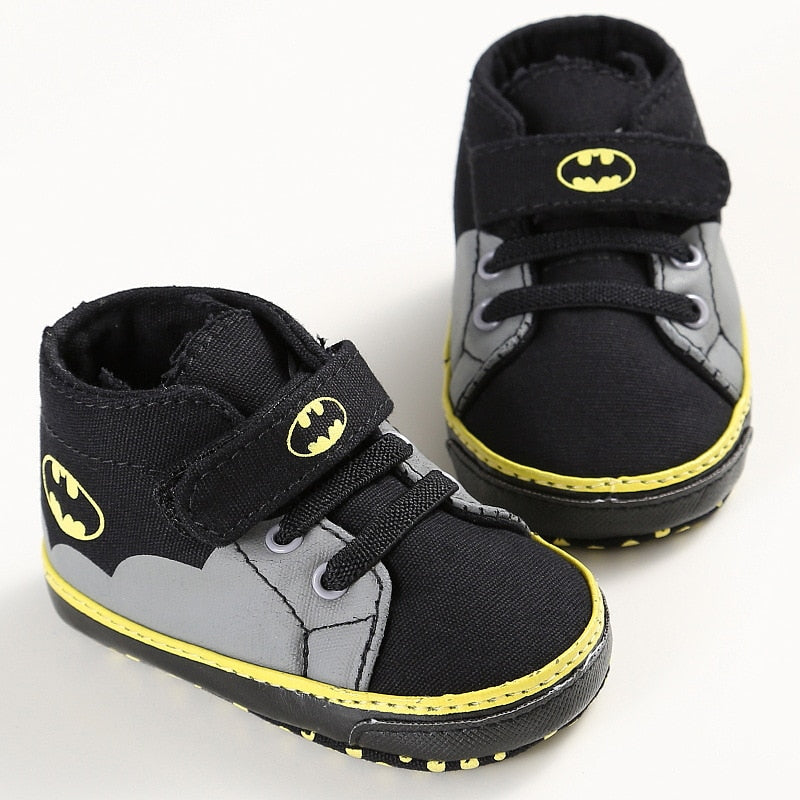 Baby Shoes Infant Toddler Cartoon Batman