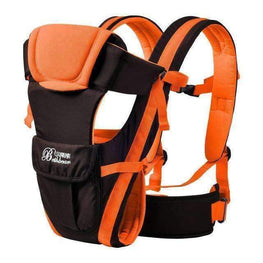Elegant Ergonomic Baby Carrier - TheMomsZone