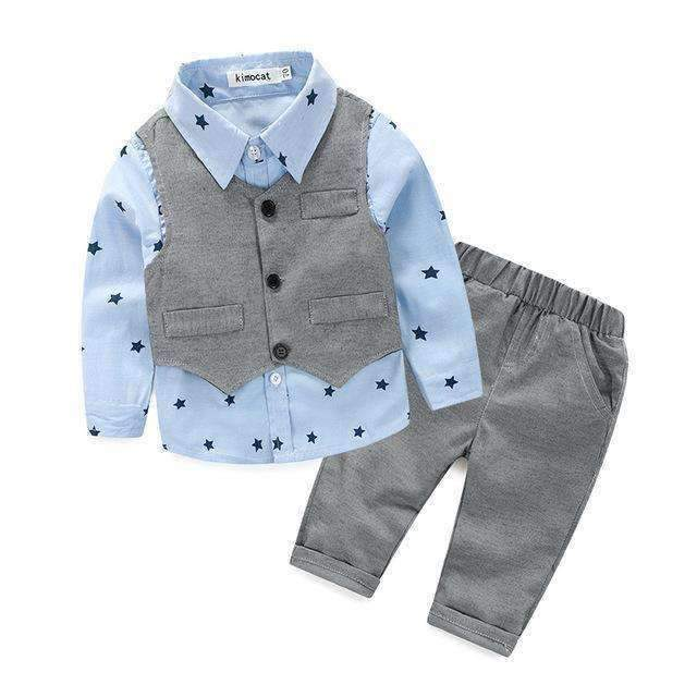 Baby Boy Suit - TheMomsZone