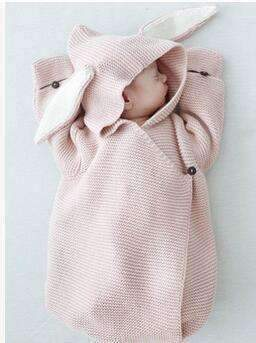 Newborn Rabbit Blanket - TheMomsZone