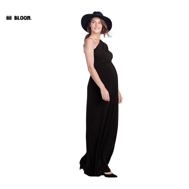 Maternity Long Dresses Maternity Clothes Elegant Evening Dress For Pregnant Women