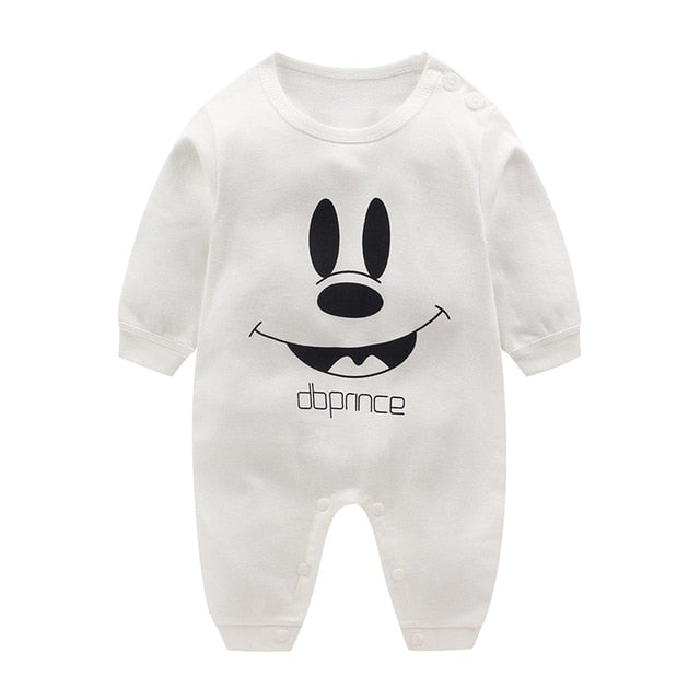 Baby Rompers Soft baby boy girl jumpsuits