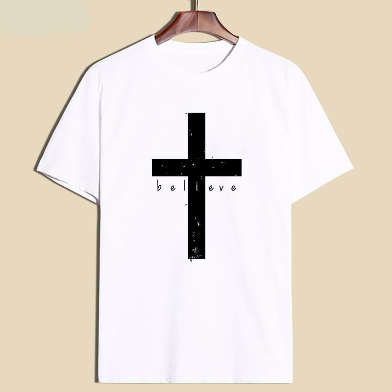 Believe T-Shirt For Men