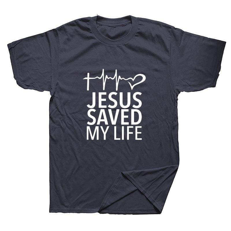 Jesus Saved My Life