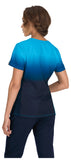 Koi Lite- Electric Blue/Navy Reform Top