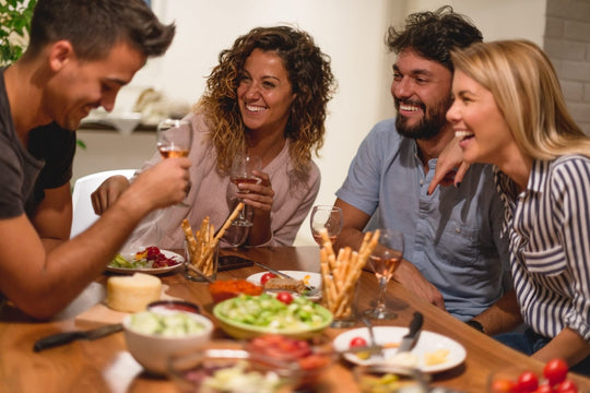 OVERCOME YOUR FEAR OF ENTERTAINING [3 POWERFUL WAYS]