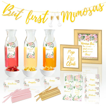 Mimosa Bar Kit - CÔTIER BRAND